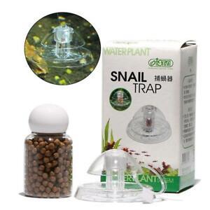 ISTA-SNAIL-TRAP-For-aquarium-fish-plants-tank-Planarian-Catch-leech