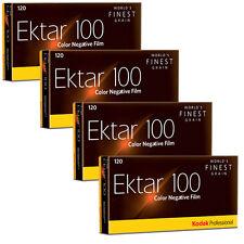20 Rolls Kodak Ektar 100 120 Pro Color Negative Film Fresh Dated