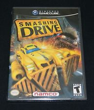 Smashing Drive (Nintendo GameCube, 2002) - Brand New, Factory Sealed