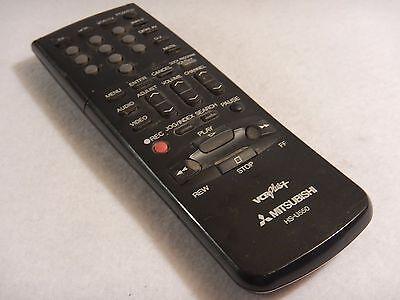 Genuine Original Mitsubishi 939P11102 TV//VCR Remote Control