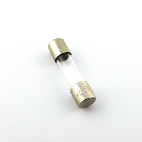 10pcs Glass Tube Fuse 5mm x 20mm 1.6A T1.6A 250V Slow Blow 1.6Amps T1600mA