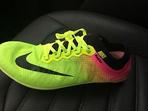 Nike Zoom Mamba 3 RIO Olympic Color Track Shoes  Mens 4 Wmns 5.5 NWT 706617-999