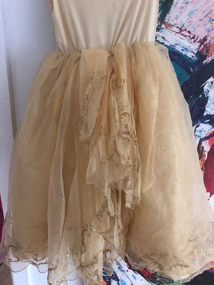 Udklædningstøj, Disney- Belle kjole, Disney