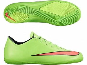 aef3bbece485 NIKE MERCURIAL VICTORY V IC INDOOR SOCCER CR7 SHOES FOOTBALL ...