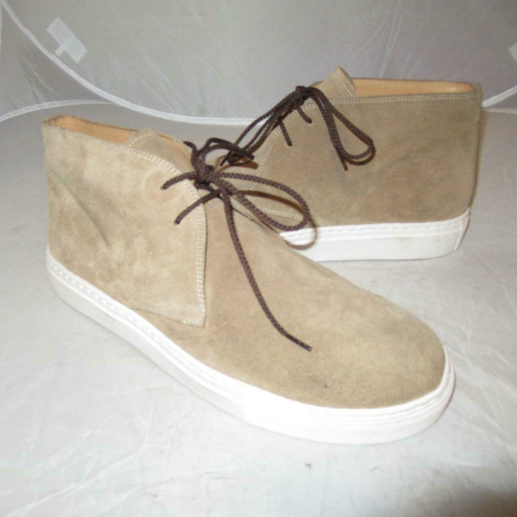 Magnanni Ceritos Suede Leather Chukka Boots lf28 Size 7.5 M