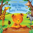 Say Hello to the Baby Animals!: A Soft to Touch Book by Ian Whybrow (Paperback, 2007)