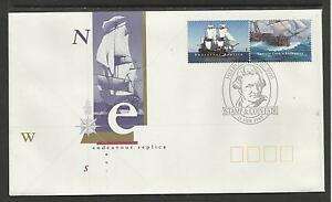 AUSTRALIA-1995-CAPTAIN-COOK-PICTORIAL-POSTMARK-11-02-1995-Melbourne-Fair-COVER