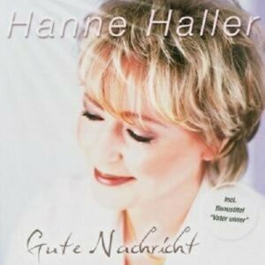 HANNE-HALLER-034-GUTE-NACHRICHT-034-CD-NEUWARE