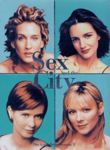 1 von 1 - SEX AND THE CITY - DIE KOMPLETTE SEASON 3 / 3 DVD-SET