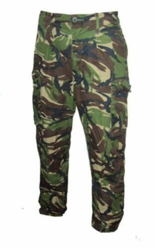 Various Sizes Mens Army DPM Camouflage Combat Trousers Work Wear Cadets