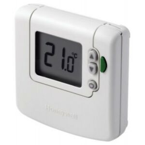 new honeywell digital room stat dt90e hard wire unit with eco rh ebay co uk Honeywell Thermostat Wiring Color Code Honeywell Programmable Thermostat Wiring