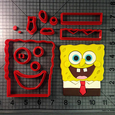 Cartoon Cookie Cutter Set 113
