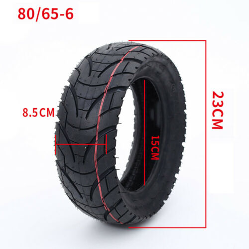 Tires Scooter Tires Widened 10inch 10x3.0-6 80//65-6 New Useful Practical