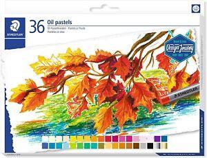 Staedtler 36 Pastel de Aceite Art. 2420 C36 Entrega Rápida