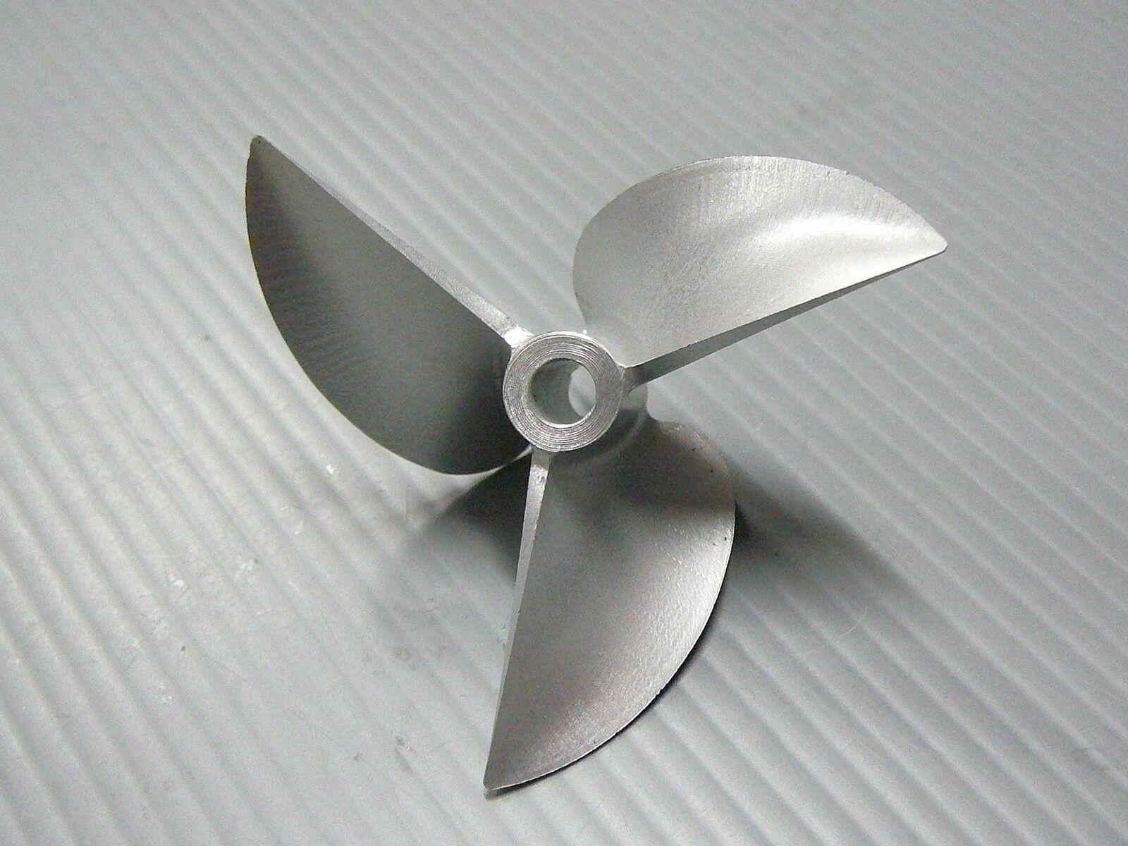VXP M4 Thread VX3218 3 32mm 1.8p CNC Non Lift De Tongued EP Boat Prop Propeller