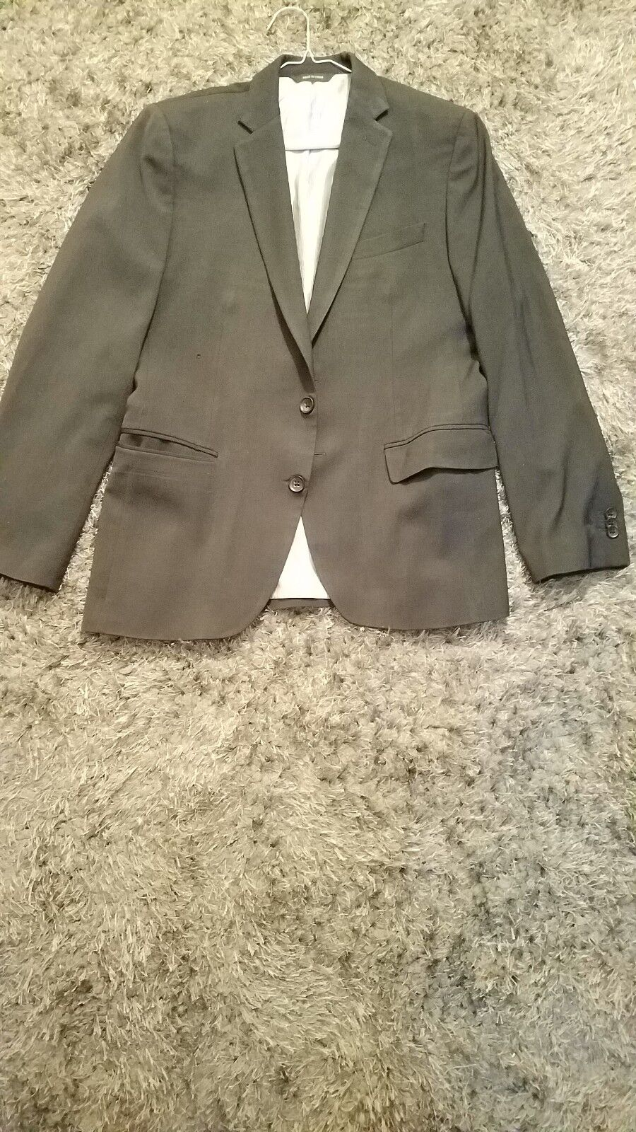 Men banana republic Blazer Größe 38S 100%wool