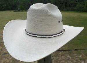 6fce83b5b76 Image is loading NEW-Summit-Hats-QUALITY-SAHUAYO-Palm-CATTLEMAN-Western-