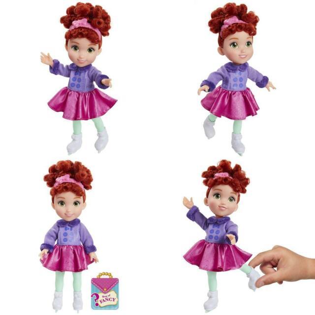 """Fancy Nancy Winter Wonderland Doll 10/"""" Tall"""