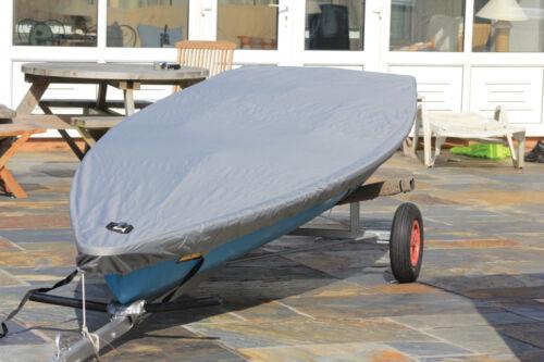 Laser Dinghy Tailored Premium Boat Cover c//w tie down straps