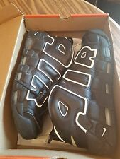 Nike Air More Tempo 2005 release sz 11 black/white. Nike Air max. Uptempo HTF