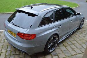 Audi A4 Avant Roof Spoiler