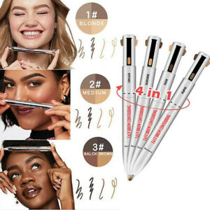 Brow-Contour-4-In-1-Defining-Highlighting-Pencil-Eyeliner-Eyebrow-Enhance-HOT