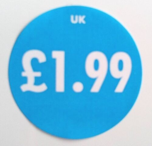 Promotional Labels Promo Labels Circular Various Colours Syles and Quanities
