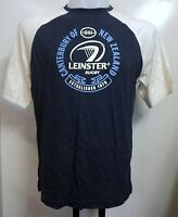 Leinster Rugby Boys Blue Raglan Tee Shirt By Canterbury Size 14 Years Brand