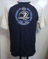 Leinster Rugby Boys Blue Raglan Tee Shirt By Canterbury Size 14 Years Brand