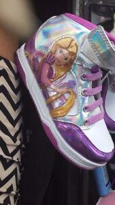 Disney Tangled Rapunzel High Top