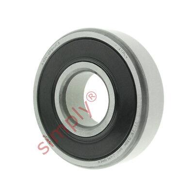 2019 Nieuwste Ontwerp Skf 63042rshc3 Rubber Sealed Deep Groove Ball Bearing 20x52x15mm Hot Sale 50-70% Korting