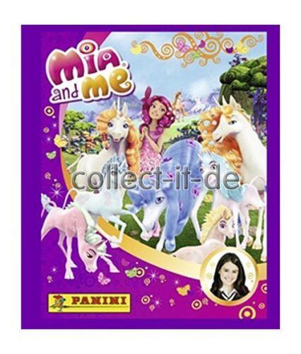 "/""Les Licornes de Centopia/"" PANINI-MIA AND ME Ramasse-Sticker 1 sac"