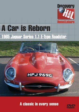 A Car Is Reborn - Jaguar [DVD]