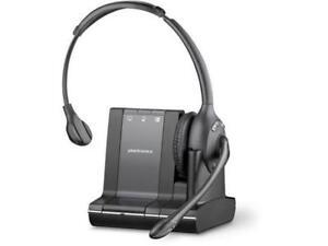 Plantronics Savi W710-M Multi Device Wireless Over-the-Head Headset System (8400