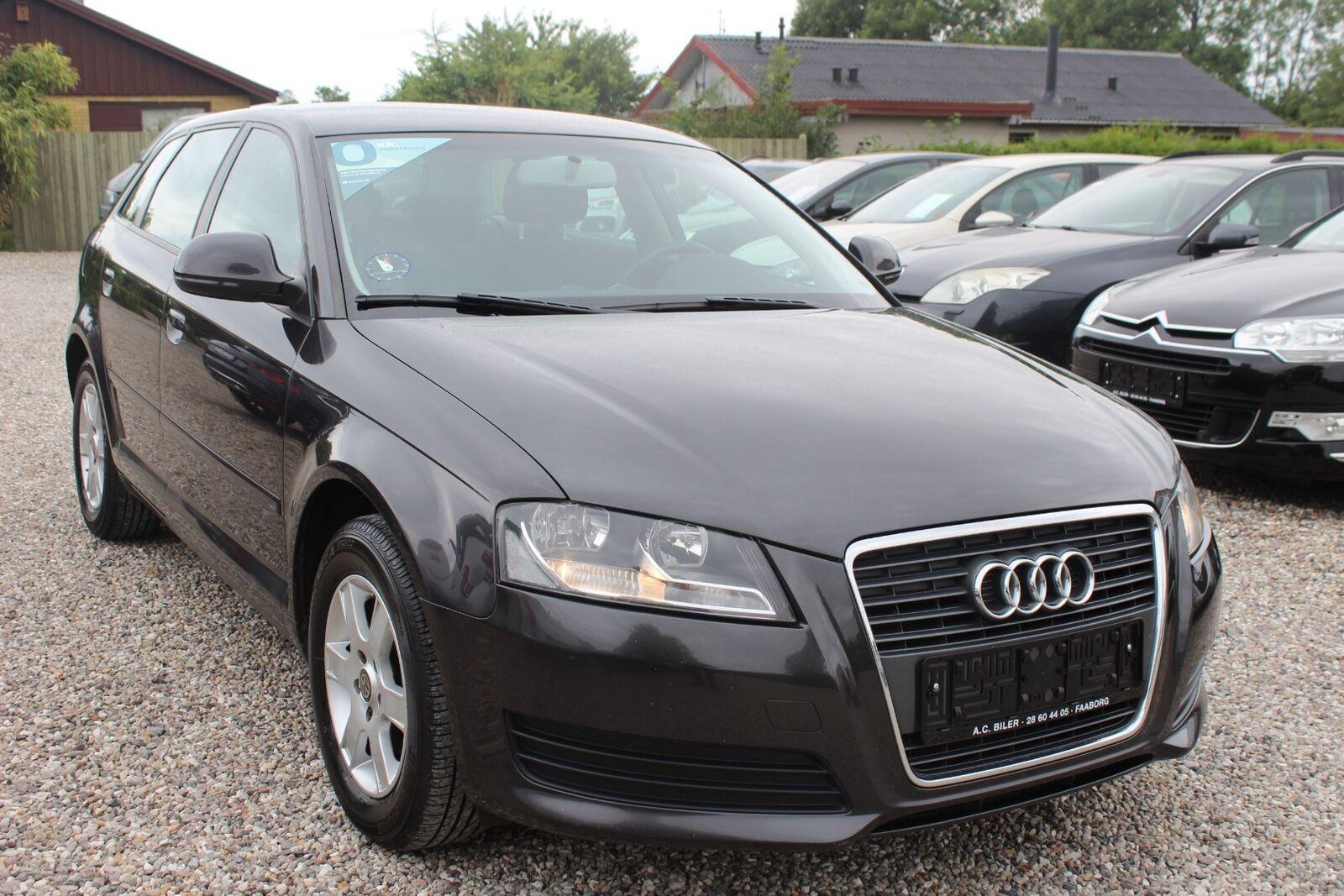 Audi A3 1,6 TDi Ambiente SB 5d