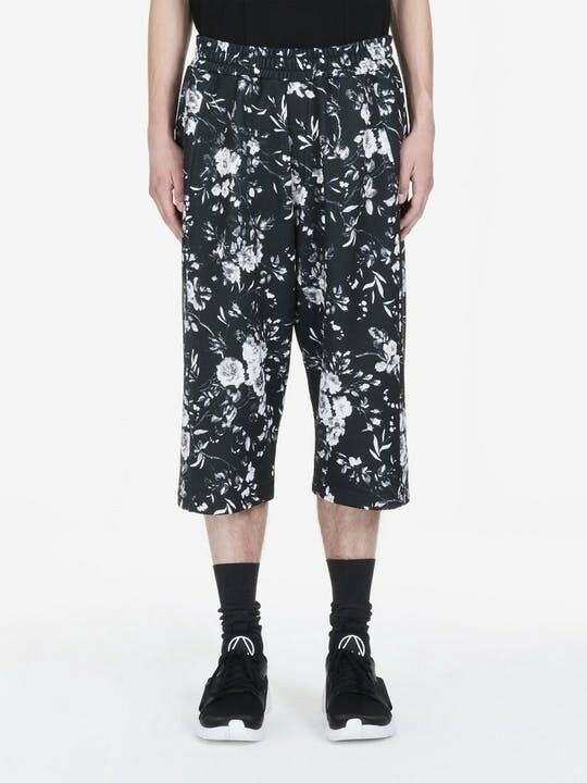 McQ Katsumi Shorts Antique Floral Mens Size Medium New