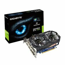 Gigabyte NVIDIA GTX 750Ti 2GB 128-bit DDR5 DUAL LINK PCI-E Scheda Grafica