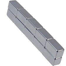 10 Neodymium Magnets 12 X 14 X 14 Inch Bar N48 Rare Earth