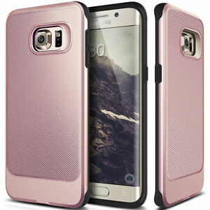Housse-Etui-coque-cover-gel-Silicone-Rigide-pour-Samsung-Galaxy-S6-S7-Edge-S8