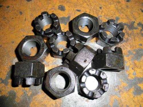 DIN 935 10 X KRONENMUTTER M24-6KANT
