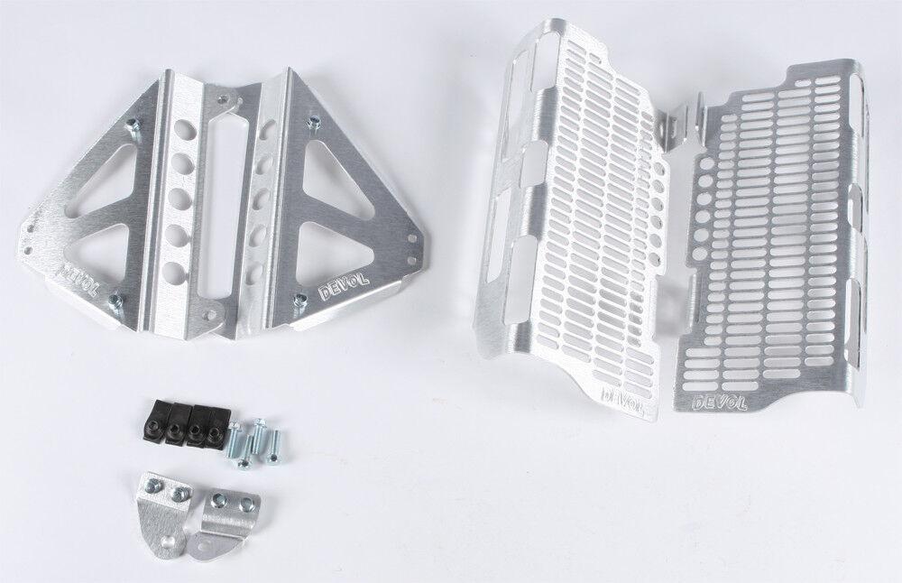 Devol Aluminum Skid Plate for Yamaha YZ250F 2014-2018