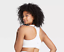 Various Sizes//Colors Women/'s Seamless Racerback Bra S553 All in Motion