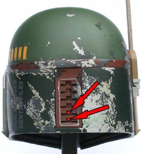 Star Wars 501st Boba Fett *Pair*of Dental Files helmet gauntlet jetpack ESB ROTJ