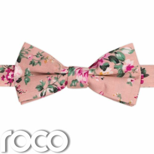 Boys Banded Dickie Bows Boys Floral Dickie Bow Boys Pink Dickie Bow Tie