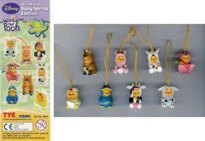 Set-8-Figuras-Winnie-Pooh-Special-Spring-Edicion-Peek-Mini-Tomy-Raro