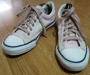 Converse-All-Star-Hi-Tops-Plimsoll-High-Tops-Chuck-Taylor-Trainers-UK-4-5-EUR-37