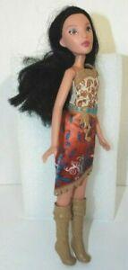 Disney-Princess-Royal-Shimmer-Pocahontas-Doll-By-Harbro-12-034-Tall