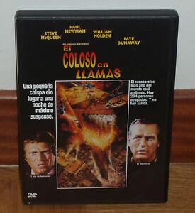 DER-KOLOSS-IN-FLAMMEN-DVD-NEU-PAUL-NEWMAN-KINO-KLASSISCHE-AKTION