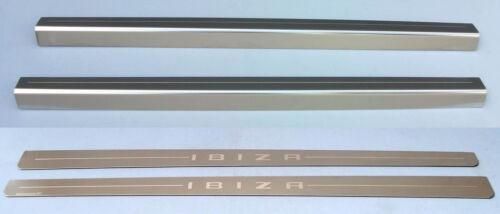 K197 2-Door 2009- Lockwood Sill Protectors Seat Ibiza Mk4//5 Ibiza