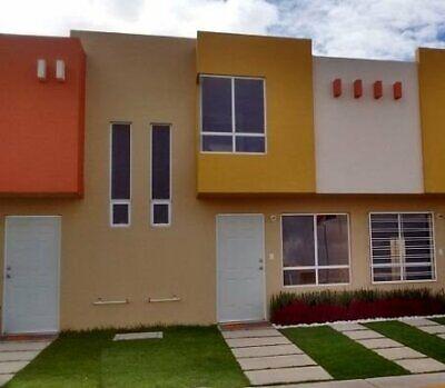 Se Vende Casa de 3 Recamaras Con Recamara en Planta Baja a 5 minutos del mexibus de Ojo de Agua